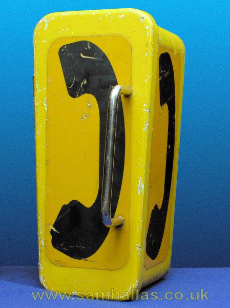 The Post Hixon Level Crossing Telephone Instrument